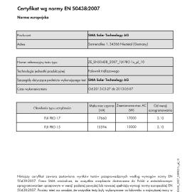PL_Certyfikat_EN50438_-_FLX_PRO_15000TL_1