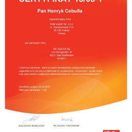 Solar-expert_certyfikat_IBC