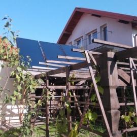 Kolektory solar-expert, Brzeizie
