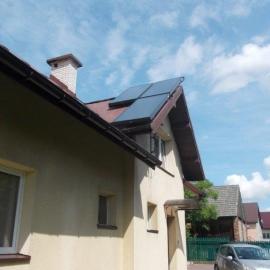 Kolektory solar-expert, Kraków ul. Opatkowicka
