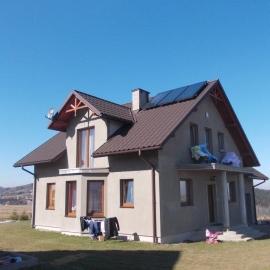Kolektory solar-expert, Ptaszkowa