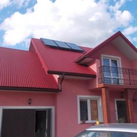 Kolektory solar-expert, Słopnice